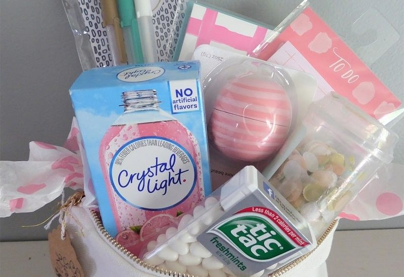 DIY Bridal Survival Kit