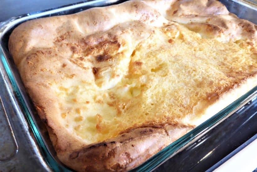 Pannukakku Finnish Oven Pancakes