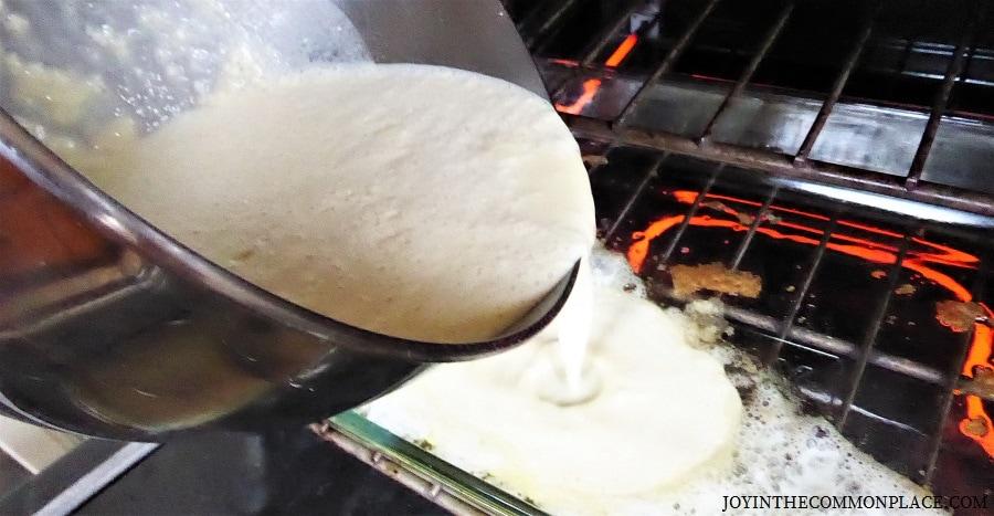 Panukakku Finnish Oven Pancakes