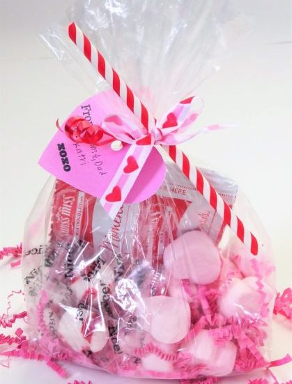 Valentine's Day Treat Bag