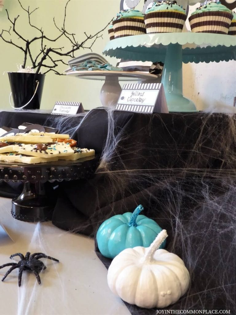 Modern Kids' Halloween Party