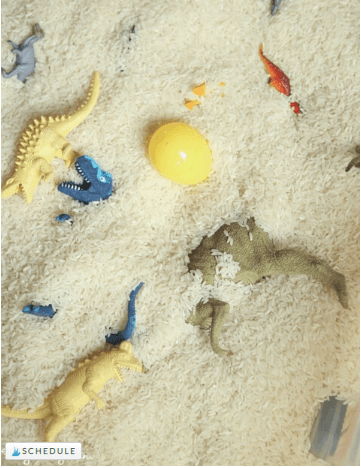 Dinosaur Dig Party Game