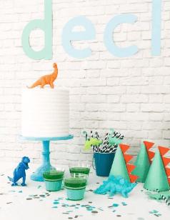 Dinosaur Party Ideas