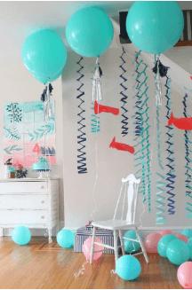Modern Dinosaur Birthday Party