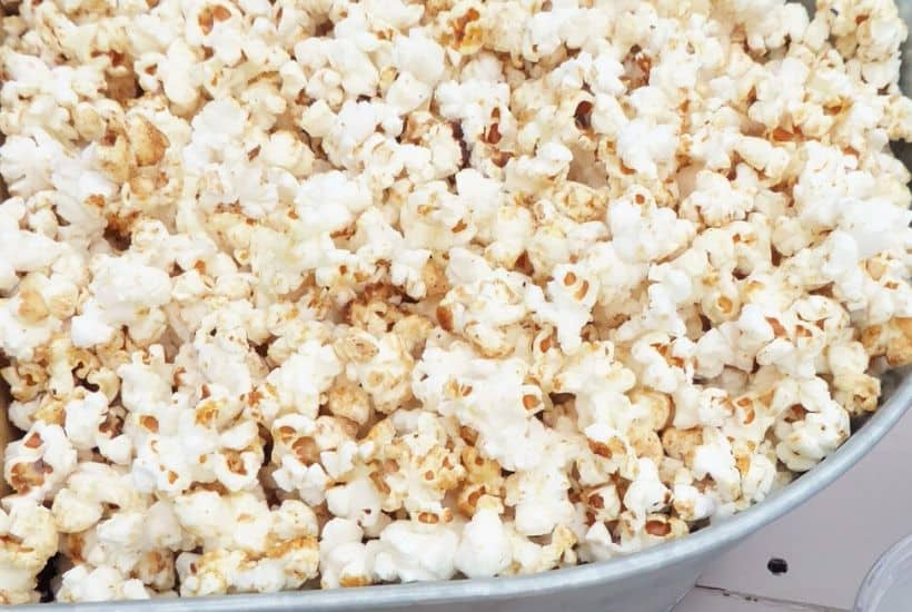 Pumpkin Spice Kettle Corn Recipe