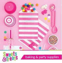 Shop Sweets & Treats Banners