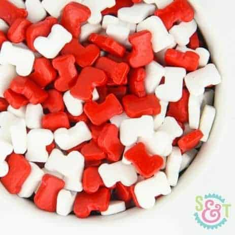 Stocking Candy Sprinkles from Sweets & Treats
