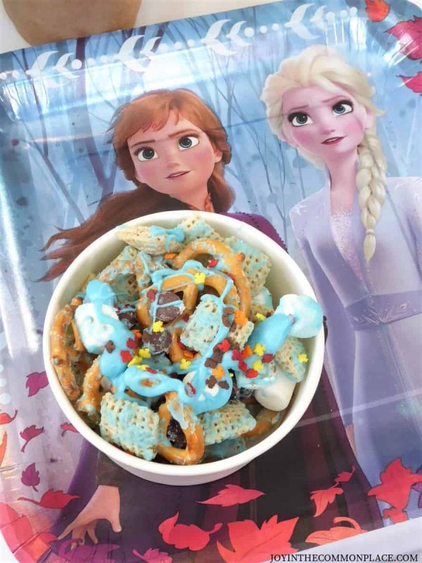 Frozen 2 Chex Mix Recipe