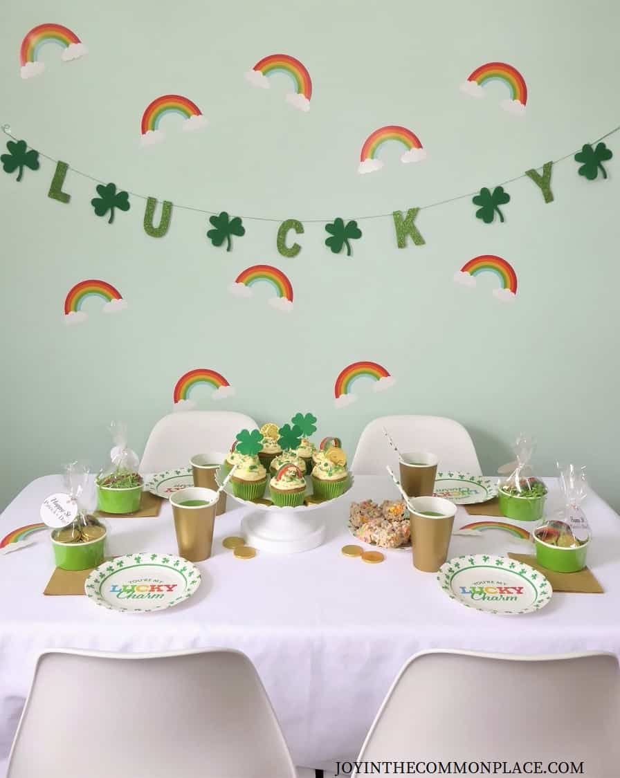 St. Patrick's Day Party for Kids