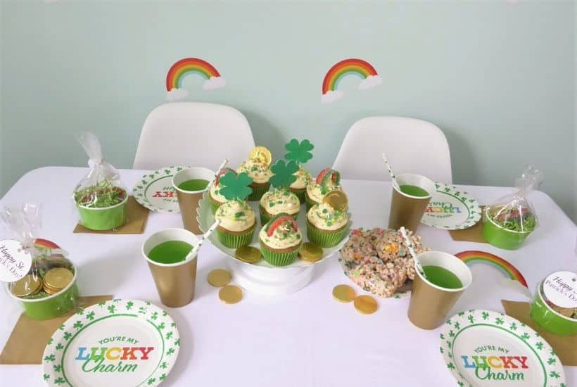 St. Patrick's Day Party Ideas for Kids