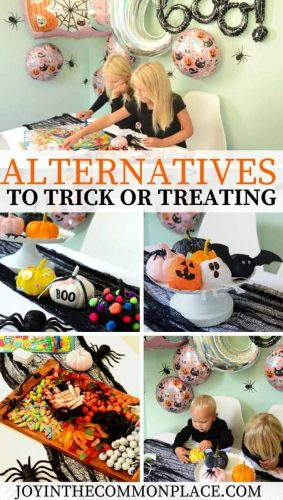 Trick or Treating Alternatives for Halloween