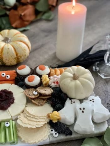 Halloween Grazing Board from Oh How Charming