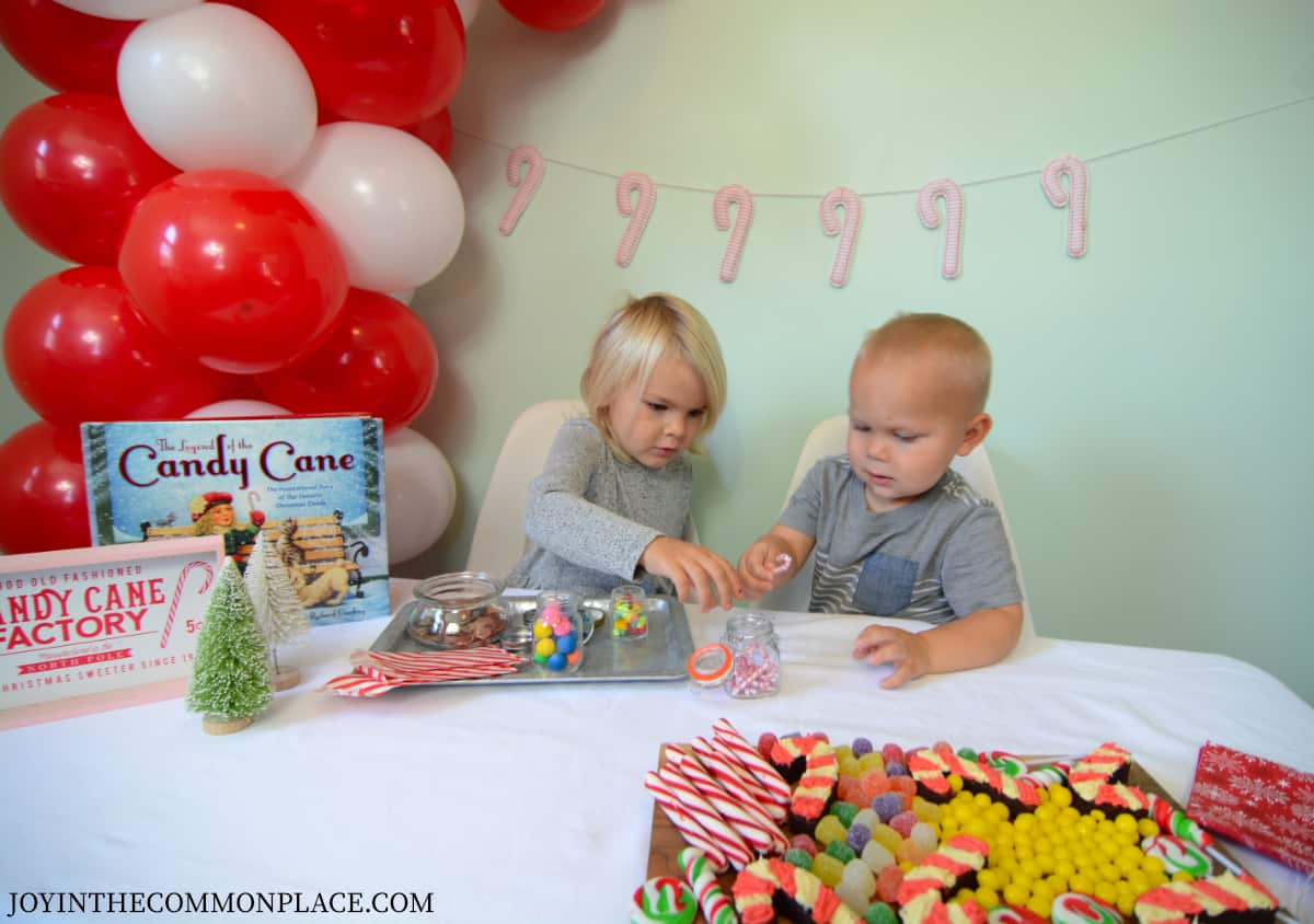 Host a Christmas Storybook Party for Kids