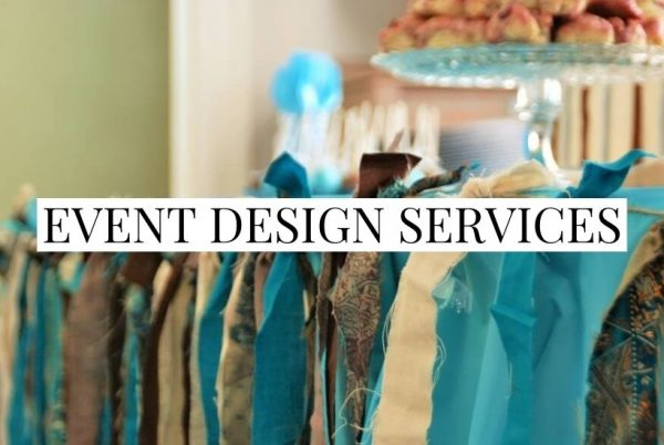 Event Design Services - Joy in the Commonplace