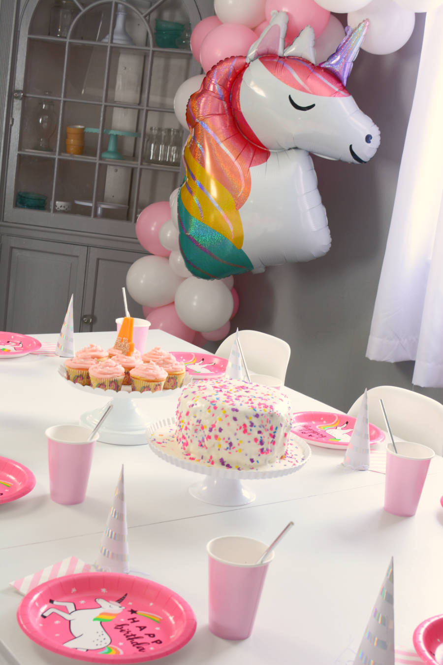 Magical Unicorn Birthday Party Ideas