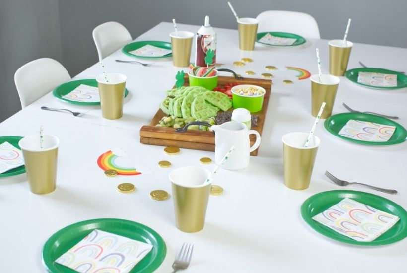 St. Patrick's Day Breakfast for Kids!