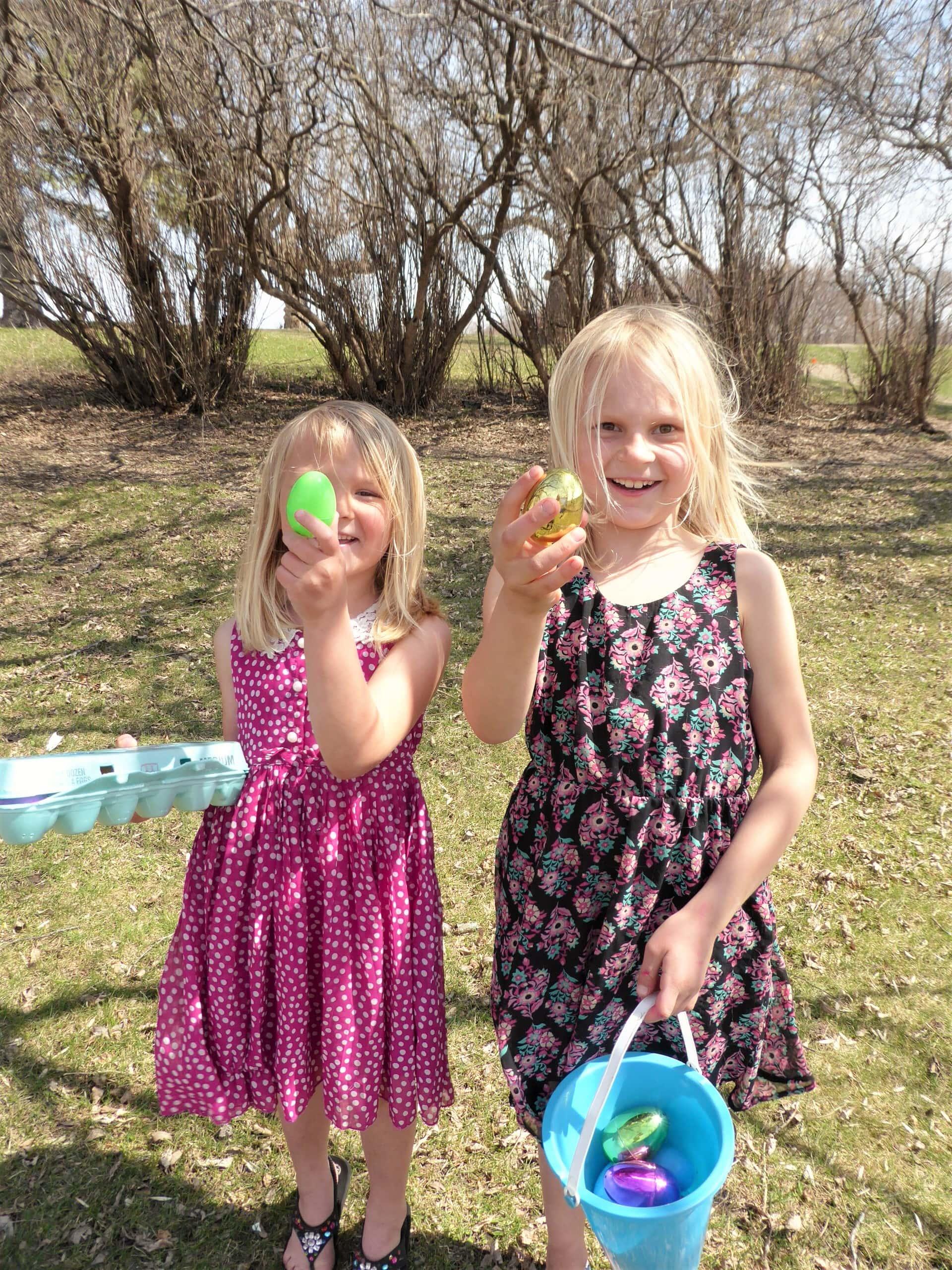 Our Favorite Easter Egg Hunt Tradition!
