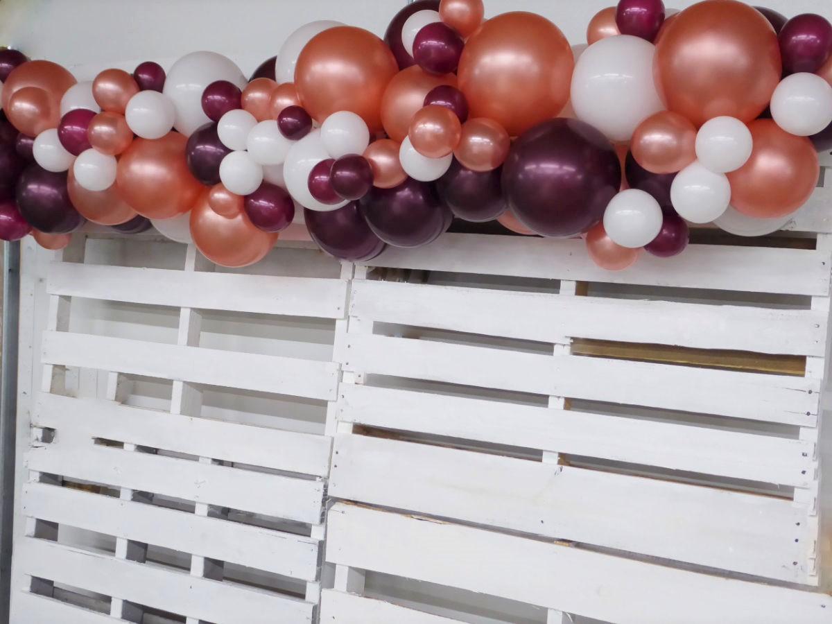 8 Foot Balloon Garland
