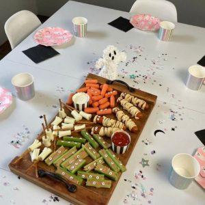Halloween Snack Board Ideas for Kids