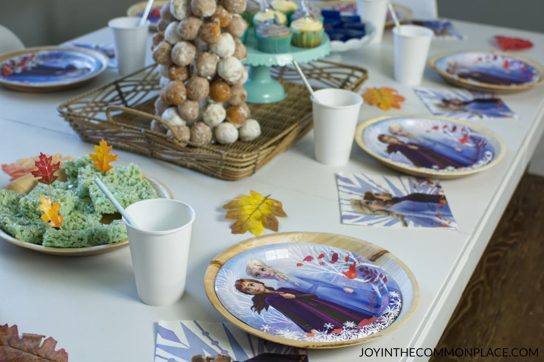 Disney Frozen Birthday Party Ideas
